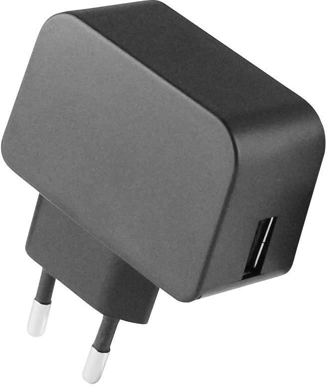 HN Power HNP12 USBL6 HNP12 USBL6 USB Ladegerät Steckdose Ausgangsstrom (max.) 2400 mA 1 x USB Stabilisiert