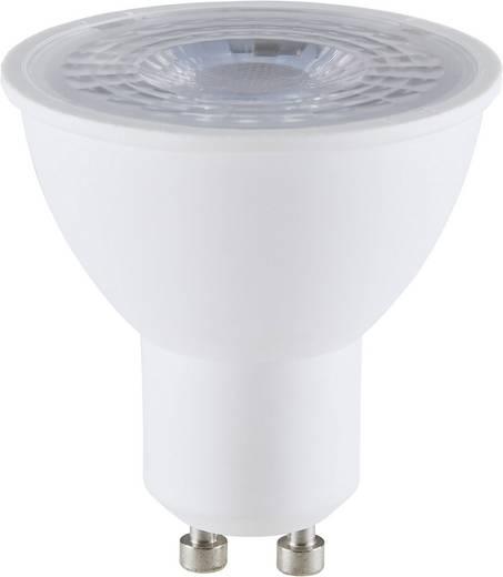 m ller licht led gu10 reflektor 6 5 w warmwei x l 55 mm x 50 mm eek a 1 st kaufen. Black Bedroom Furniture Sets. Home Design Ideas