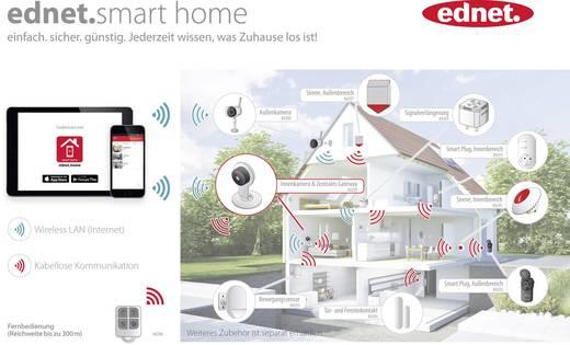 ednet smart home funk bewegungsmelder kaufen. Black Bedroom Furniture Sets. Home Design Ideas