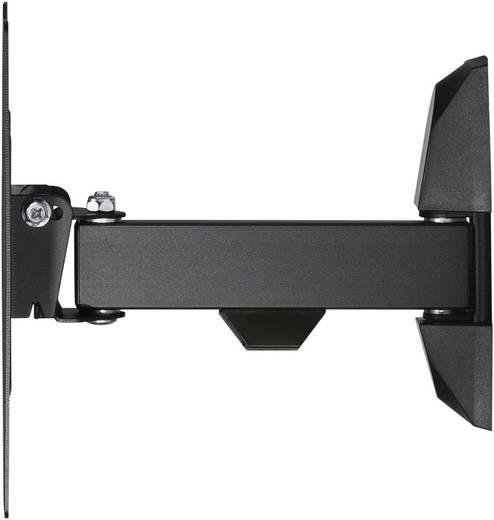 hama tv wh fm 1 st 200 1 arm tv wandhalterung 48 3 cm 19. Black Bedroom Furniture Sets. Home Design Ideas
