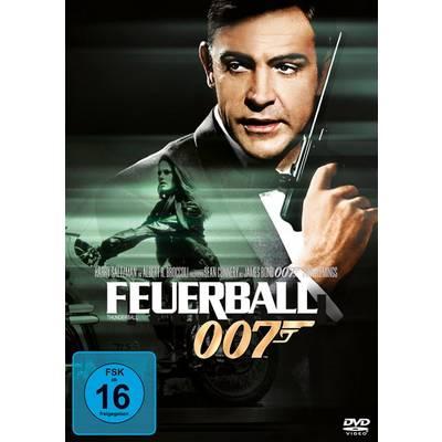 DVD James Bond 007 Feuerball FSK: 16 Preisvergleich