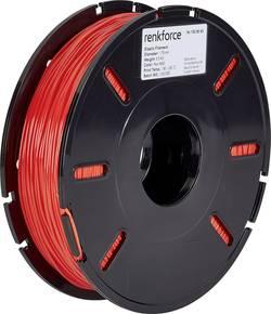 Vlákno pro 3D tiskárny Renkforce 01.04.13.5104, 1.75 mm, 500 g, červená