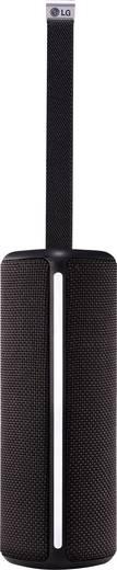 Bluetooth® Lautsprecher LG Electronics PH4 spritzwassergeschützt Schwarz