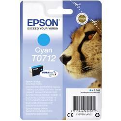 Náplň do tlačiarne Epson T0712 C13T07124012, zelenomodrá