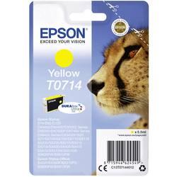 Náplň do tlačiarne Epson T0714 C13T07144012, žltá