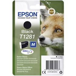 Náplň do tlačiarne Epson T1281 C13T12814012, čierna
