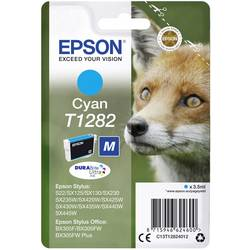 Náplň do tlačiarne Epson T1282 C13T12824012, zelenomodrá