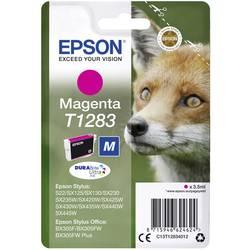 Náplň do tlačiarne Epson T1283 C13T12834012, purpurová