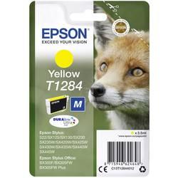 Náplň do tlačiarne Epson T1284 C13T12844012, žltá