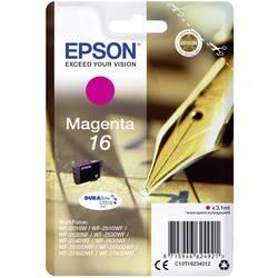 Náplň do tlačiarne Epson T1623, 16 C13T16234012, purpurová