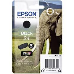 Náplň do tlačiarne Epson T2421, 24 C13T24214012, čierna