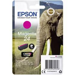 Náplň do tlačiarne Epson T2423, 24 C13T24234012, purpurová