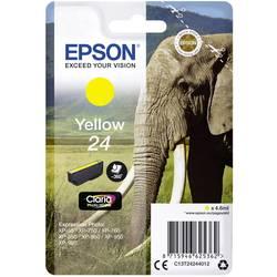 Náplň do tlačiarne Epson T2424, 24 C13T24244012, žltá