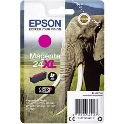 Náplň do tlačiarne Epson T2433, 24XL C13T24334012, purpurová
