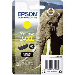 Náplň do tlačiarne Epson T2434, 24XL C13T24344012, žltá