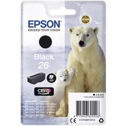Náplň do tlačiarne Epson T2601, 26 C13T26014012, čierna