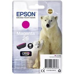 Náplň do tlačiarne Epson T2613, 26 C13T26134012, purpurová