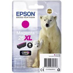 Náplň do tlačiarne Epson T2633, 26XL C13T26334012, purpurová