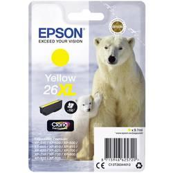 Náplň do tlačiarne Epson T2634, 26XL C13T26344012, žltá