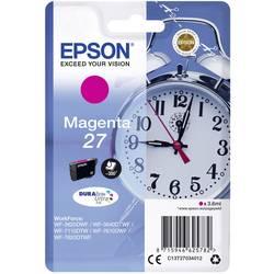 Náplň do tlačiarne Epson T2703, 27 C13T27034012, purpurová