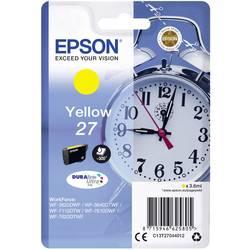 Náplň do tlačiarne Epson T2704, 27 C13T27044012, žltá