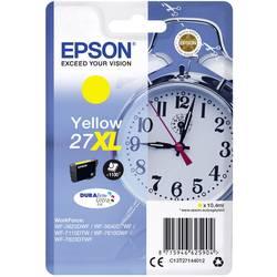 Náplň do tlačiarne Epson T2714, 27XL C13T27144012, žltá