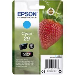 Náplň do tlačiarne Epson T2982, 29 C13T29824012, zelenomodrá