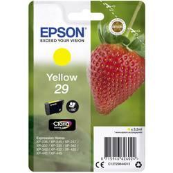 Náplň do tlačiarne Epson T2984, 29 C13T29844012, žltá