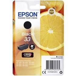Náplň do tlačiarne Epson T3331, 33 C13T33314012, čierna