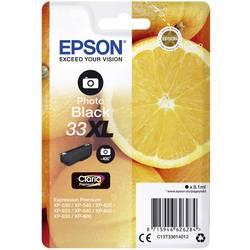 Náplň do tlačiarne Epson T3361, 33XL C13T33614012, foto čierna