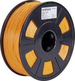 Vlákno pro 3D tiskárny Renkforce 01.04.12.1111, ABS plast, 1.75 mm, 1 kg, oranžová