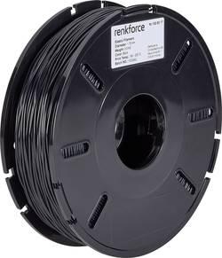 Vlákno pro 3D tiskárny Renkforce 01.04.13.5103, 1.75 mm, 500 g, černá