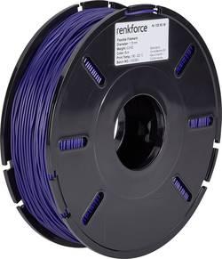 Vlákno pro 3D tiskárny Renkforce 01.04.04.5108, 1.75 mm, 500 g, modrá
