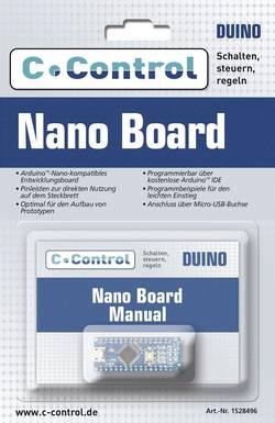 Vývojová deska C-Control Nano Board