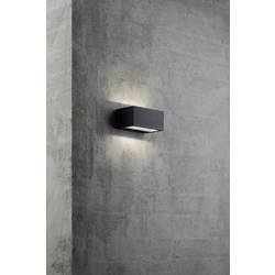 LED vonkajšie nástenné osvetlenie 6 W N/A Nordlux Nene 872723 antracitová