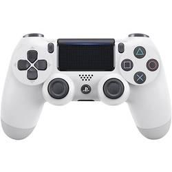 Gamepad Sony Dualshock 4 V2, bílá