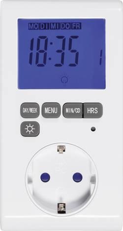 DCF časovač do zásuvky digitální Sygonix 3680 W, IP20