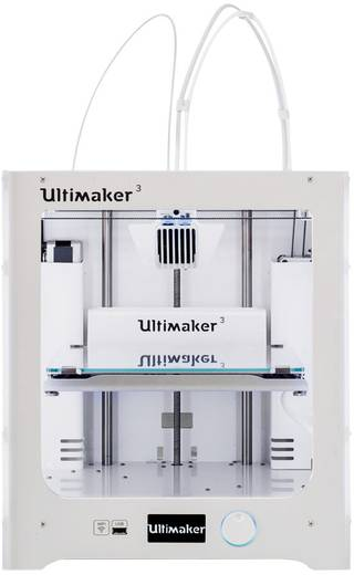 ultimaker 3 3d drucker dual d sen system dual extruder. Black Bedroom Furniture Sets. Home Design Ideas