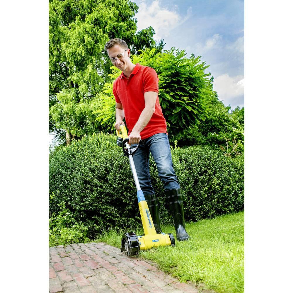 Edge trimmer brush attachment gloria haus und garten for Haus garten