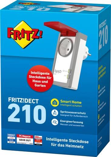 funk steckdose au enbereich avm fritz dect 210 20002723. Black Bedroom Furniture Sets. Home Design Ideas