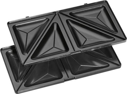 waffeleisen mit wechselbaren platten clatronic st wa 3670 schwarz edelstahl kaufen. Black Bedroom Furniture Sets. Home Design Ideas