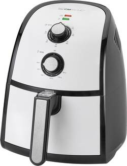 Horkovzdušná fritéza Clatronic FR 3667 H 1500 W, černá, bílá
