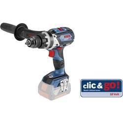 Aku príklepová vŕtačka Bosch Professional GSB 18V-85 C 06019G0302, 18 V, Li-Ion akumulátor