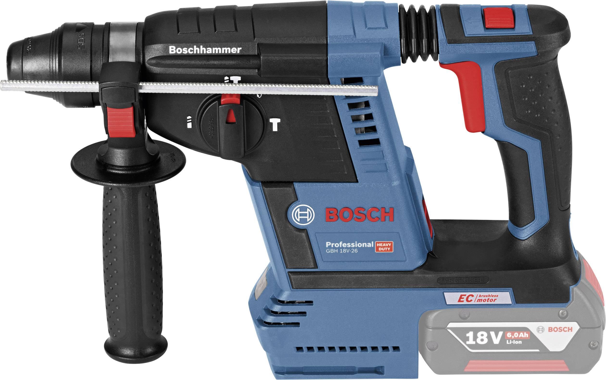 BOSCH Akku-Bohrhammer GBH 18V-26 Solo OHNE L-Boxx