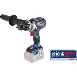 Aku vŕtací skrutkovač Bosch Professional GSR 18V-85 C 06019G0102, 18 V, Li-Ion akumulátor
