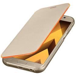 Samsung Neon Flip Cover EF-FA520, vhodný pre: Samsung Galaxy A5 (2017), zlatá