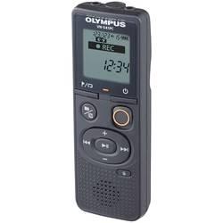 Image of Olympus VN-541PC Digitales Diktiergerät Aufzeichnungsdauer (max.) 2080 h Schwarz Geräuschunterdrückung