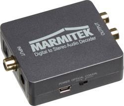 Audio konvertor Marmitek Connect DA51, pro rozhraní Toslink, cinch digitální, cinch
