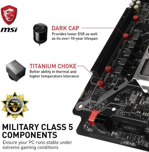 Gaming PC MSI Gaming Aegis 3 VR7RD-019DE Intel Core i7 i7-7700 16 GB 2 TB 256 GB SSD Windows® 10 Home Nvidia GeForce GT