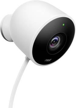 Venkovní bezpečnostní Wi-Fi kamera Google Nest Cam Outdoor, HD